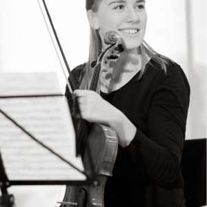 Felicitas Frücht – viola