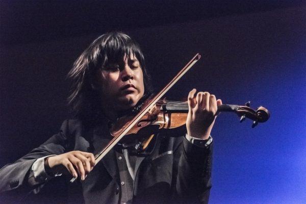 Elias Moncado – violin