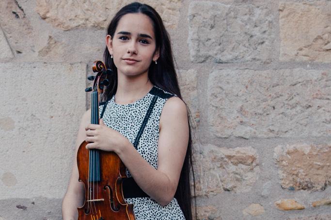 Estelle Weber – Violin