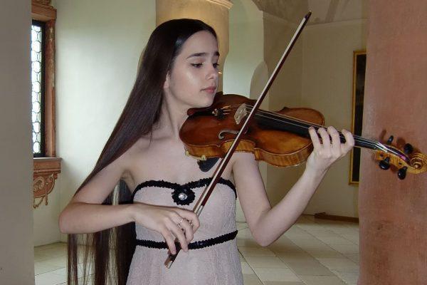 Estelle Weber – violon