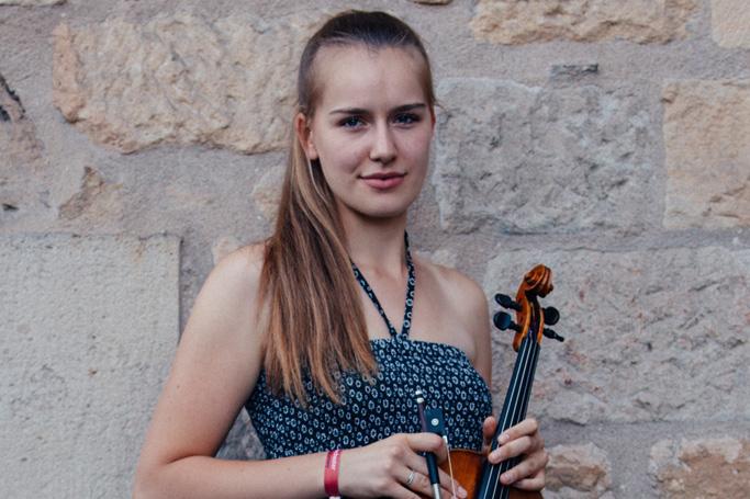 Felicitas Frücht – alto – Quartetto Paganino