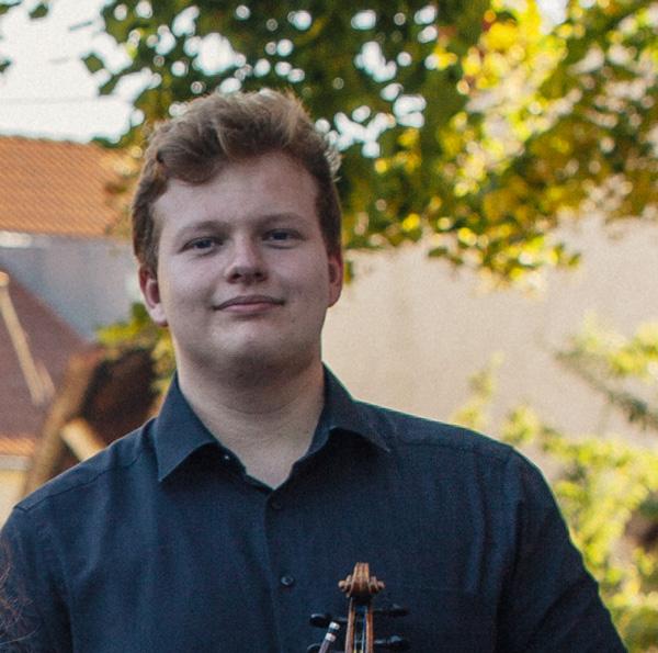 Leo Esselson – Quartetto Paganino - Violon