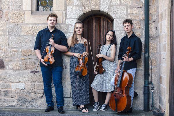 Quartetto Paganino – quatuor á cordes
