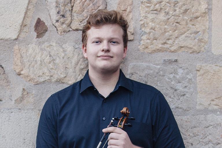 Leo Esselson – violon – quartetto paganino